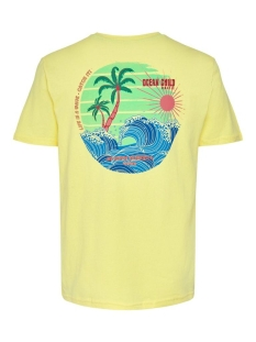 onslionel print ss tee 22017927 only & sons t-shirt sunshine