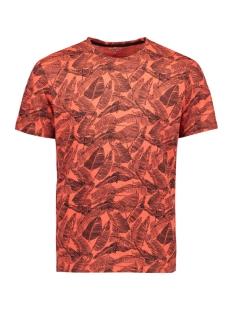 t shirt met all over print 1018893xx10 tom tailor t-shirt 22925