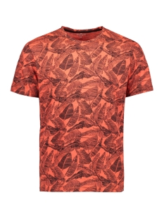 Tom Tailor T-shirt T SHIRT MET ALL OVER PRINT 1018893XX10 22925
