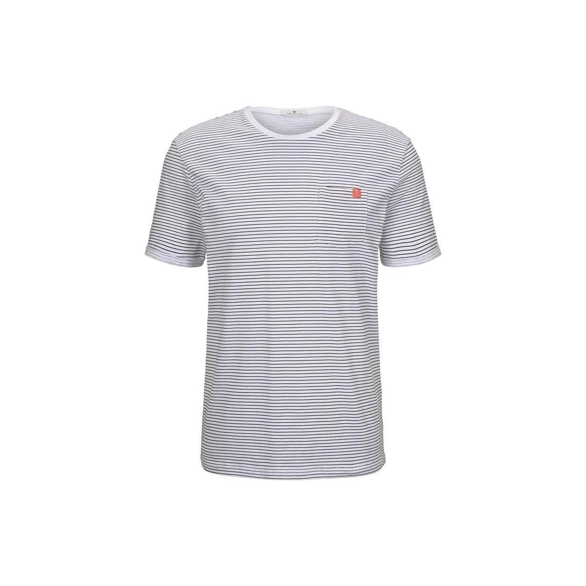 gestreept t shirt 1018890xx10 tom tailor t-shirt 22945