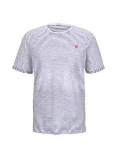 Tom Tailor T-shirt GESTREEPT T SHIRT 1018890XX10 22941