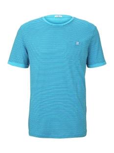 Tom Tailor T-shirt GESTREEPT T SHIRT 1018890XX10 22944