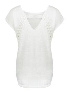 t shirt multicolour print ss 02085 46 geisha t-shirt white/multicolour