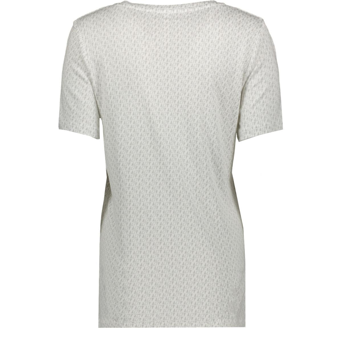marvel printed t shirt 202 zoso t-shirt white/kiezel