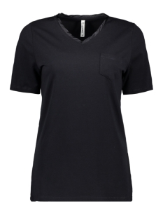 Zoso T-shirt BASIC SHIRT PA1903 NAVY