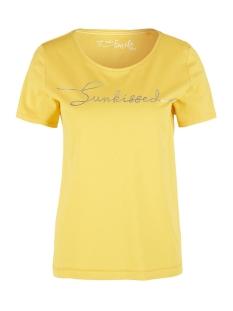 s.Oliver T-shirt T SHIRT MET TEKST 14006325222 14D0