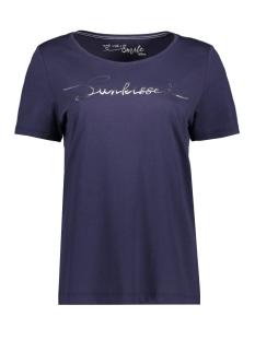 s.Oliver T-shirt T SHIRT MET TEKST 14006325222 58D0