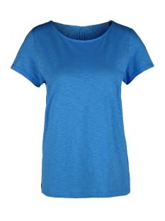 s.Oliver T-shirt T SHIRT MET KANTEN DETAILS 14006325104 5835