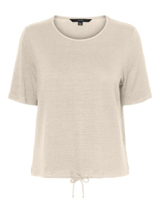 Vero Moda T-shirt VMALEAH SS TOP JRS GA 10234459 Birch