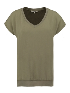 Garcia T-shirt T SHIRT GS000703 3814 Fern Green