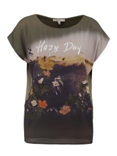 Garcia T-shirt T SHIRT MET FOTOPRINT T00204 3814 Fern Green