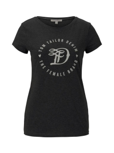 Tom Tailor T-shirt JERSEY T SHIRT 1016431XX71 10522