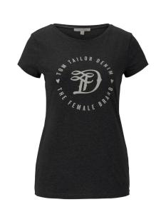 Tom Tailor T-shirt JERSEY T SHIRT 1016431XX71 10522