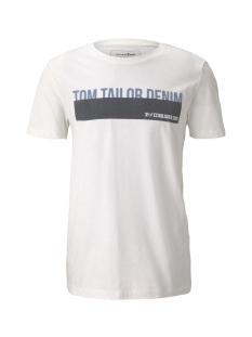 Tom Tailor T-shirt T SHIRT MET PRINT 1015303XX12 11186