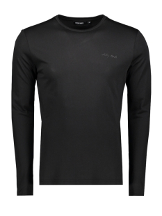 Antony Morato T-shirt KNITWEAR MMKL00279 9000 BLACK