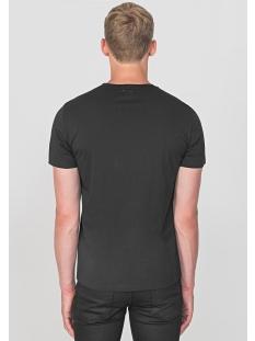 orange line mmks01831 antony morato t-shirt 9000 black