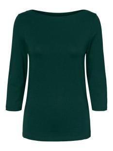 Vero Moda T-shirt VMPANDA MODAL 3/4 TOP GA NOOS 10233471 PINE GROVE