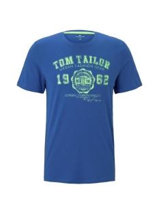 Tom Tailor T-shirt T SHIRT MET LOGO PRINT 1008637XX10 20587