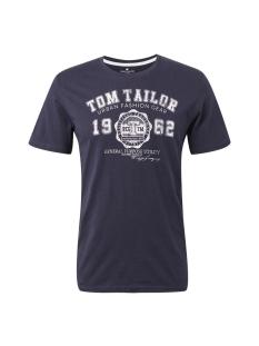 Tom Tailor T-shirt T SHIRT MET LOGO PRINT 1008637XX10 10690