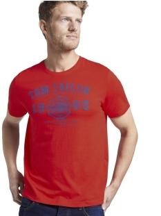 Tom Tailor T-shirt T SHIRT MET LOGO PRINT 1008637XX10 12880