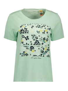 s.Oliver T-shirt T SHIRT MET PRINT 14007326245 65D1