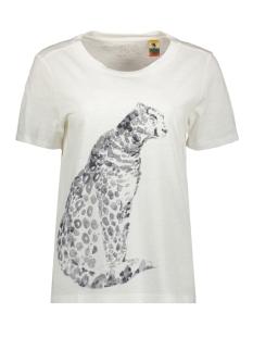 s.Oliver T-shirt T SHIRT MET PRINT 14007326245 01D0