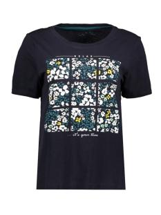 s.Oliver T-shirt T SHIRT MET PRINT 14007326245 59D1