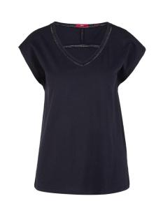 s.Oliver T-shirt KORTE MOUW T SHIRT 1201200712130 5959