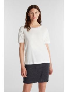 Esprit T-shirt SECOND SKIN T SHIRT 080EE1K353 E110