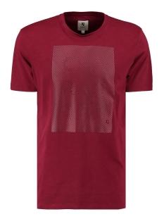 Garcia T-shirt T SHIRT MET PRINT T01203 2784 Merlot