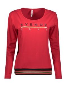 AVENUE 205 0019/0000 RED/BLACK