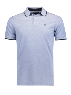 Jack & Jones Polo jjprPaulos Polo 12091243 Bright Cobalt/ Mixed