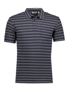 Only & Sons Polo onsTANK SS FITTED POLO TEE Dress Blues/Moonstruck