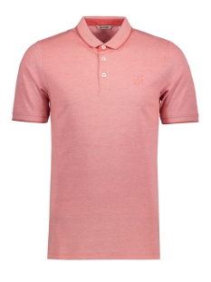 onsSTAN SS FITTED POLO TEE NOOS 22006560 Cranberry