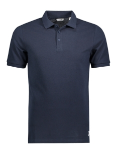 Only & Sons Polo onsBORA SS POLO TEE 22008487 Blue Nights