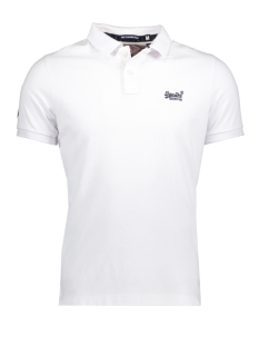 Superdry Polo M11000NS 01C (Optic)