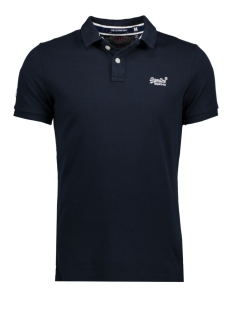 Superdry Polo M11000NS 98T (Eclipse Navy)