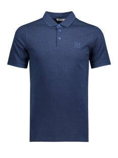 Only & Sons Polo onsSTAN SS FITTED POLO TEE NOOS 22006560 Ensign Blue