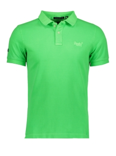 Superdry Polo M11009TQF5 POLO OW5 GREEN