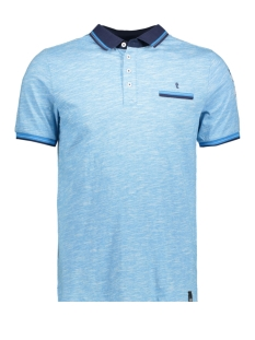 Twinlife Polo MPL811704 6460 Blue Aster
