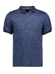 Twinlife Polo MPL811705 6512 Indigo Blue