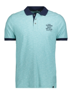 Twinlife Polo MPL811714 6005 Aqua Sea