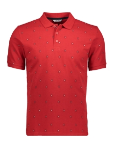 Only & Sons Polo onsDEON SS POLO 22010019 Pompeian Red