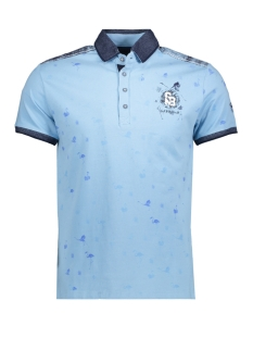 Gabbiano Polo 22115 LIGHT BLUE
