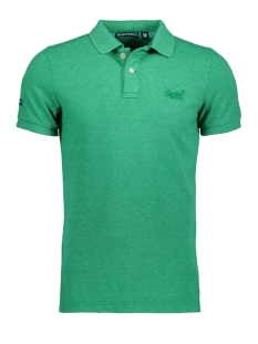Superdry Polo M11009TQF5 Match Green(TCZ)