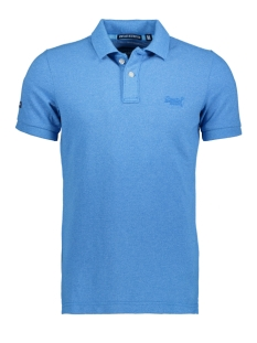 Superdry Polo M11009TQF5 Keys Blue(TO9)
