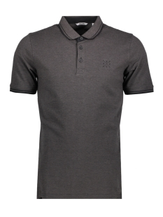 Only & Sons Polo onsSTAN SS FITTED POLO TEE (6560) N 22011349 Black