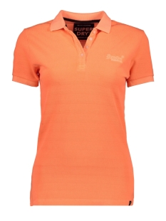 Superdry T-shirt G60141ST NEON CORAL