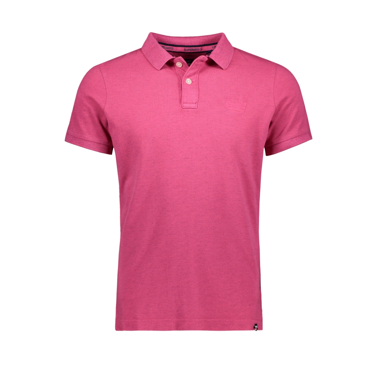 m11017rt superdry polo florida pink marl