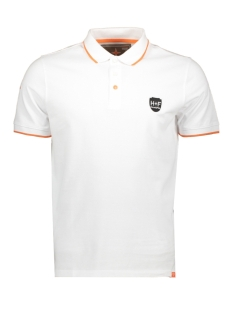 Haze & Finn Polo MC9 - 0350 ARCTIC WHITE